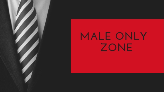 Men's Only Zone